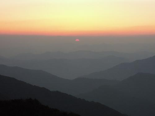 △2011登山日記【8】@白神岳プチ縦走