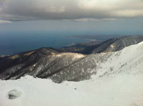 2012登山日記[01]白神岳